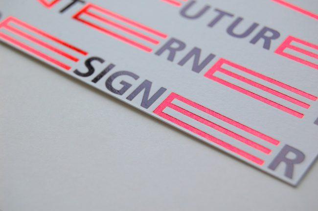 東京造形大学メディアデザイン学科ver.2018 PRカード